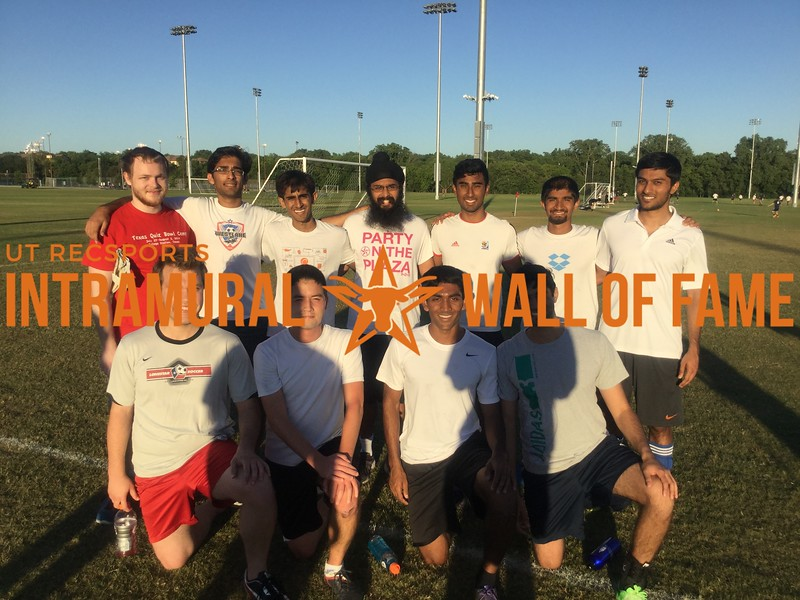 Spring 2017 7v7 Outdoor Soccer Men's A Champ_La Waza FC
