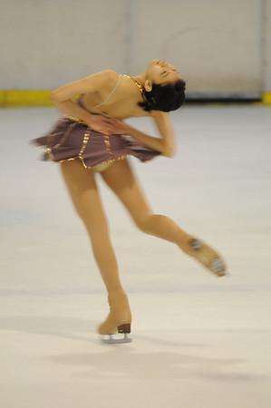 Nation Figure Skating Championships - 2nd February 2008