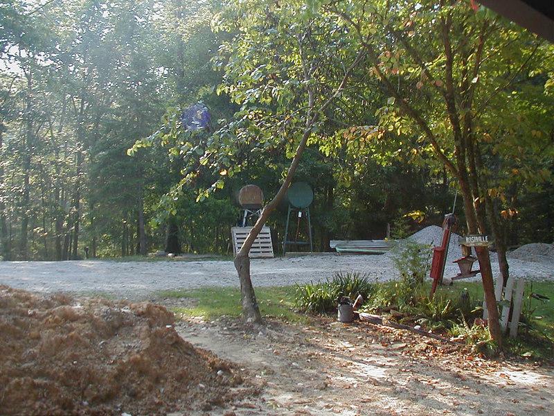 Remodel log cabin