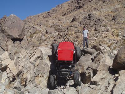 California and Arizona - 2007