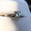 0.78ct Round Brilliant Diamond Bridal Set by Cartier 35