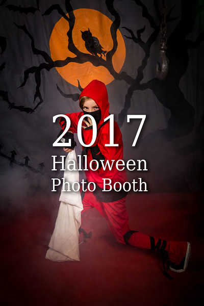 2017 Halloween Photo Booth