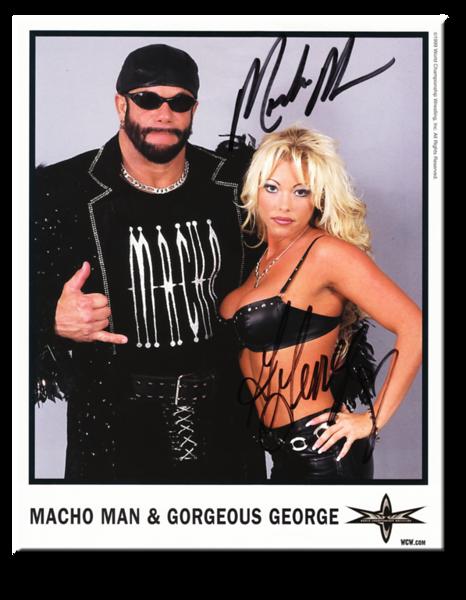 WCW Wrestling Photos