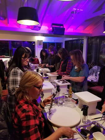 2019-01-16 Paint Night