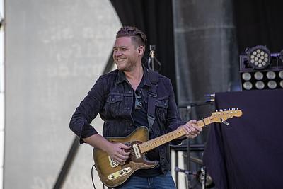 Dave Barber at Sunfest