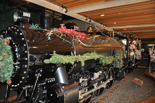 CA Railroad Museum