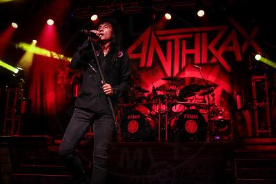 Anthrax - 2018
