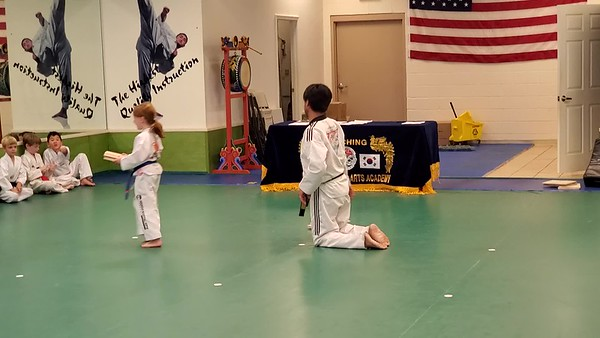 Belt Test Aug