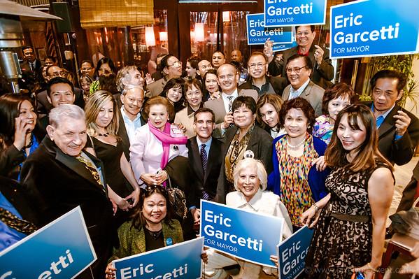 Filipinos for Garcetti 2013