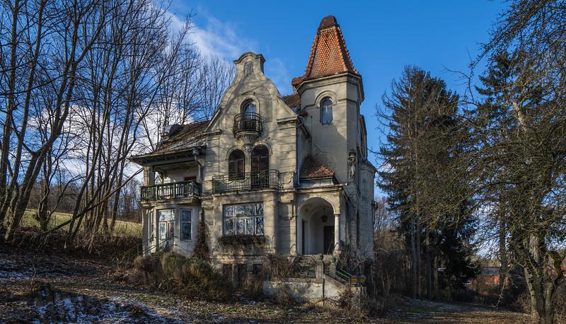 Urbex - Villa Vino (AT)
