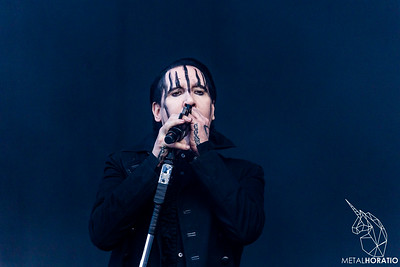 2018-07-28 Marilyn Manson @ Heavy Montreal 2018