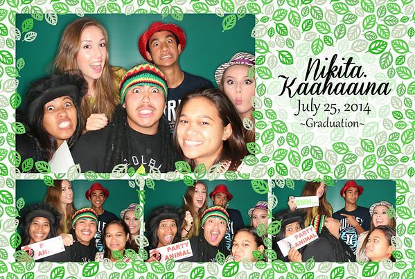 Nikita's Graduation (Luxury Photo Pod)