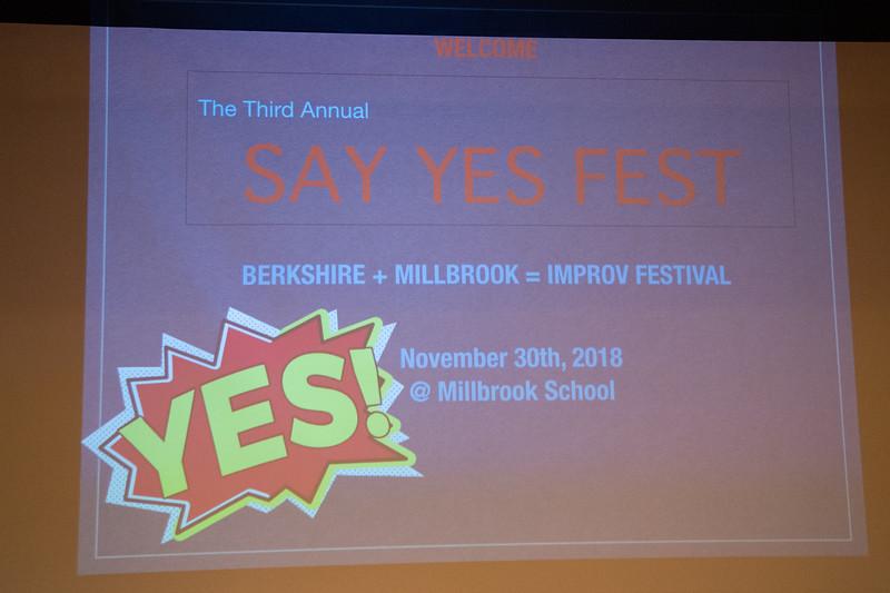 3rd Annual Improv Fest