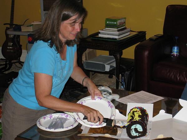 Lee's cake - 4 Aug 08