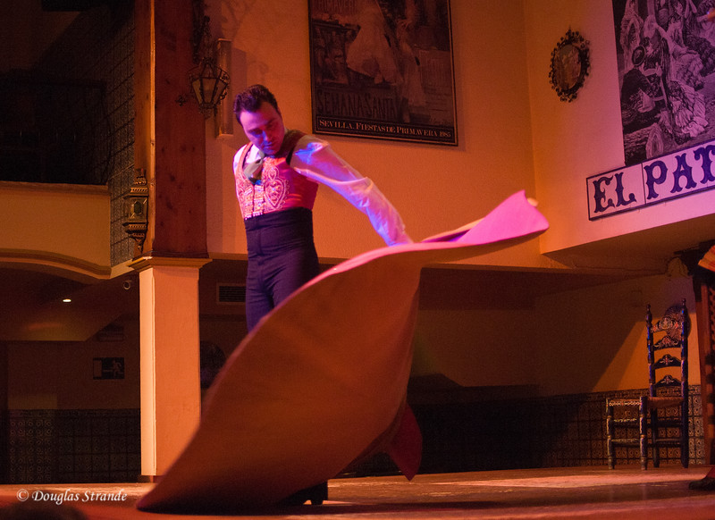 Tue 3/15 in Seville: The Flamenco performance