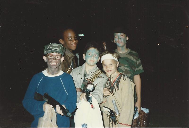 Edward III - Halloween '90