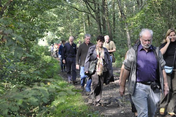 Kooldries wandeling 3 oktober 2010