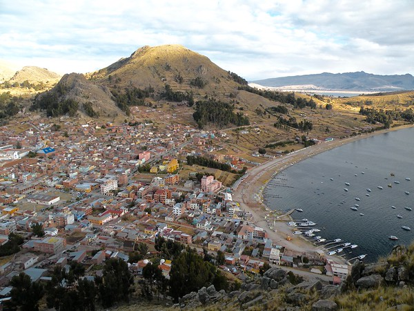 Copacabana, Bolivia (Shores of Lake Titicaca)  - June 2011