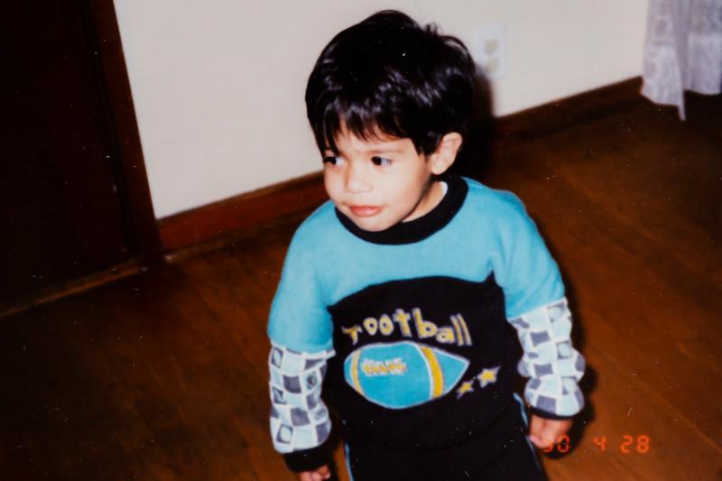 Daniel's Birth Day