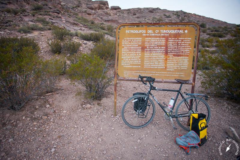 Dirt Roads to Petroglyphs