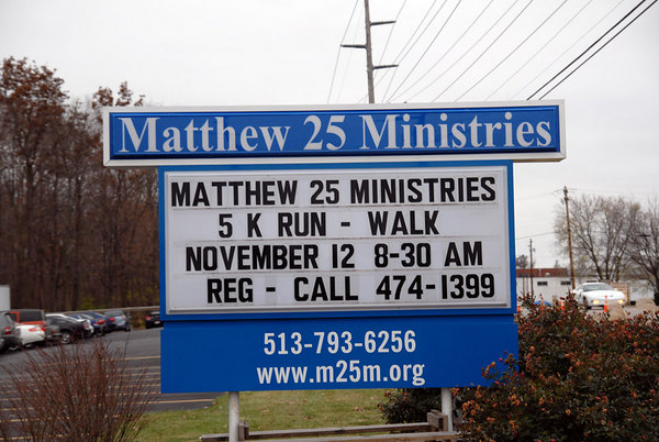 Matthew 25 Ministries