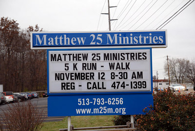 Matthew 25 Ministries