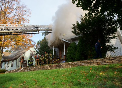 2 Alarm Structure Fire - 817 W. Main St, New Britain, CT - 11/01/20