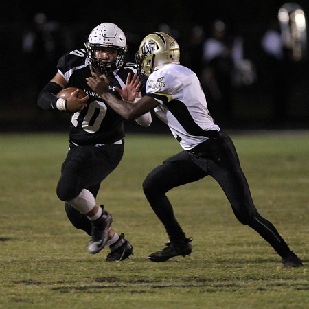 North Gaston at Forestview (Homecoming) - 10/10/16