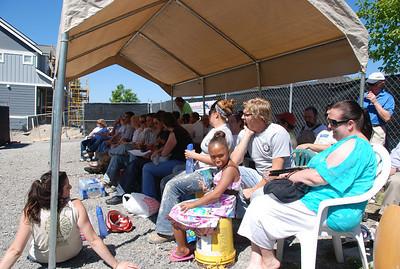 Graduation Ceremony @ Issaquah Highlands 7-15-2010