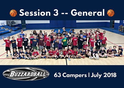 SESSION 3 | General | 63 Campers