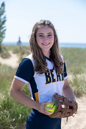 2020 Softball Banner Portraits