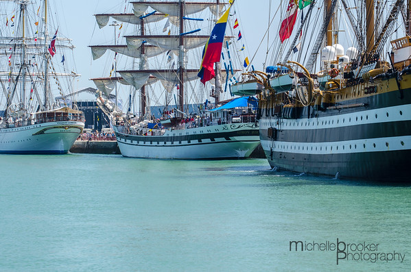 The Tall Ships Races and Regattas