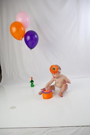Amara 1 year old