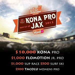 Kona Pro 2013 - Jacksonville Beach 9/28/2013
