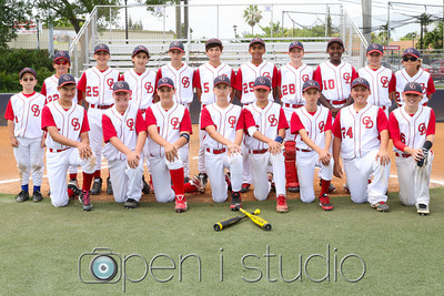 2014 Middle School Baseball