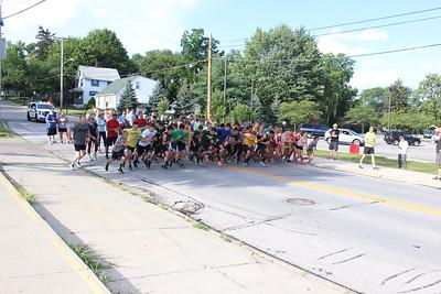 5k Race Day (7-29-17) Rob Beaton