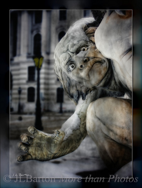 It was a dark and lonely night, when ....