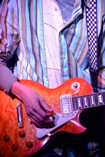 Cold River City Guitar