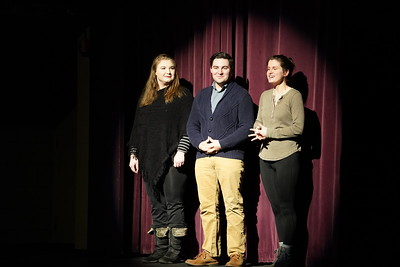 Abbey Players One Acts - Saturday Performance