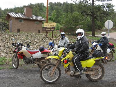 AZ- Mingus Mountain Pass (UNP)
