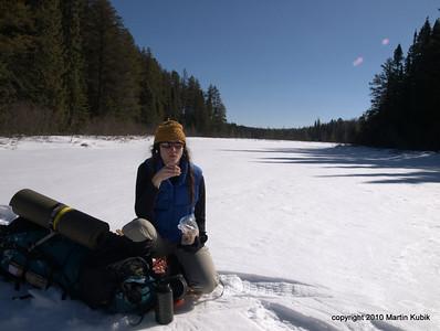 Plain of Jars March 2010 Snowcamping trip