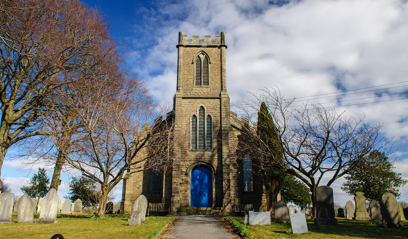 St Margaret's Church, High Bentham