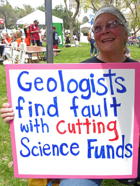 Geologists find fault