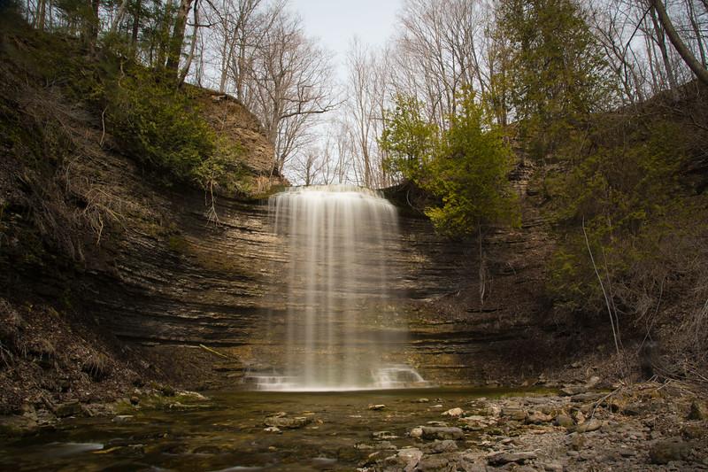 Jackson Falls, Prince Edward County