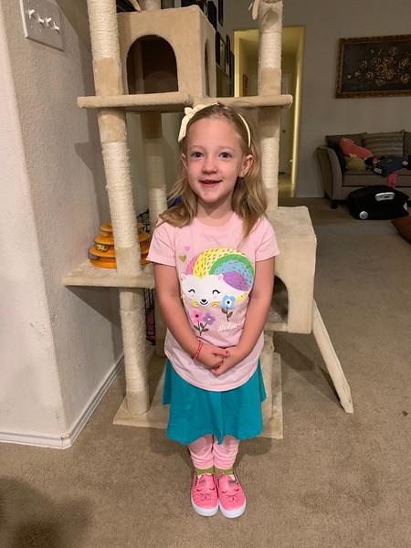 Lia | Kindergarten | PLain Elementary