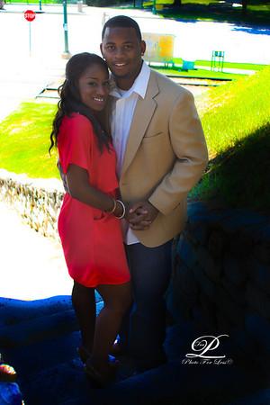 Jeremy Smith & Annastasia Allen