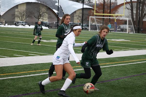 McCann Tech Girls Soccer wins State Vocational Title - 11149
