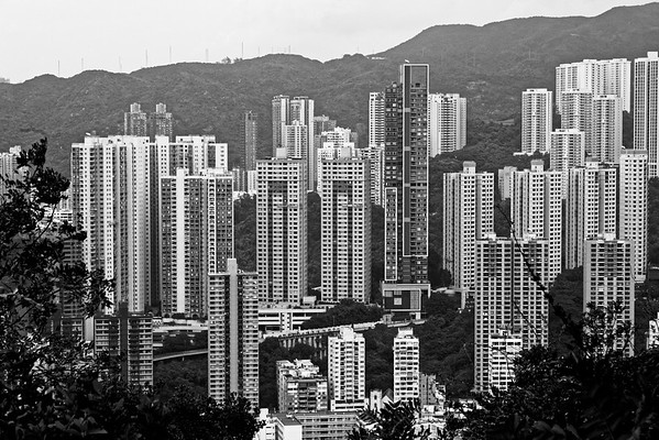 Hong Kong - downtown