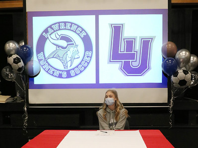 US Cambrie Rickard Signing Ceremony 3-24-21