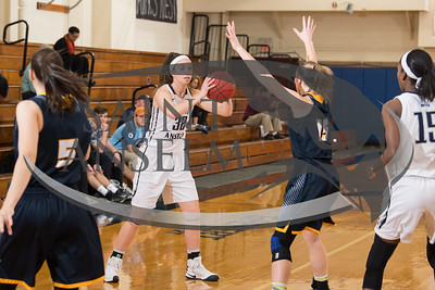 Women's Basketball vs. SNHU (02/22/17) Courtesy Jim Stankiewicz